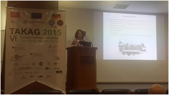 IV. Turkish-Deutsch Solid Waste Days - TAKAG 2015